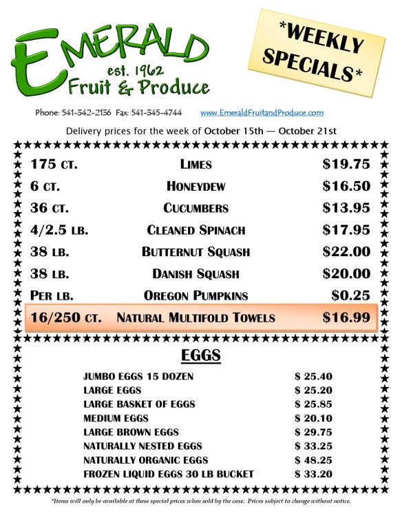 Weekly Special 10-15-17 pg1