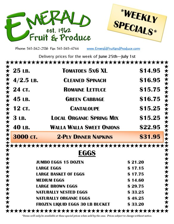 Weekly Special 6-25-17 pg1